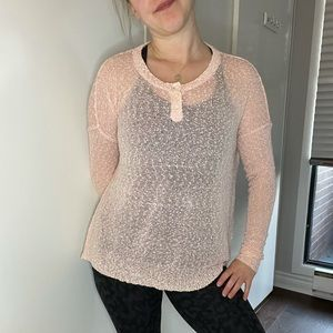 Hollister Slouchy Sweater